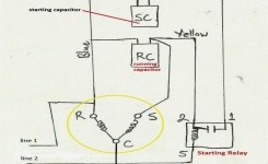 Compressor Wiring Diagram Wiring Diagram Collection Koreasee