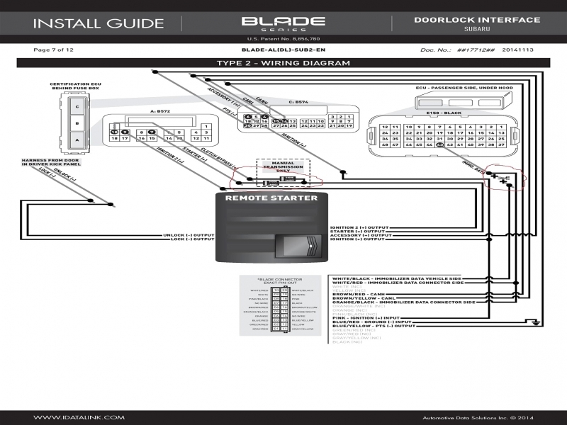 Comfortable Remote Start Vehicle Wiring Diagrams Pictures ...