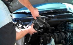 Coolant Elbows Tubes Replacement Buick Lesabre 2003 3800 Install
