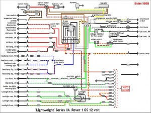 2004 Land Rover Discovery Wiring Diagram  Wiring Forums
