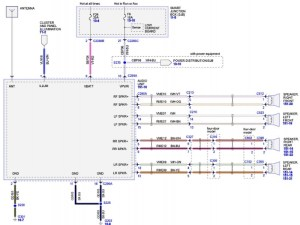 2006 Jaguar S Type Radio Wiring Diagram  Somurich