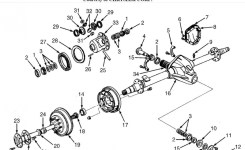 Dodge Ram Rear Differential Dissassembly: I Have A 2001 Dodge Ram