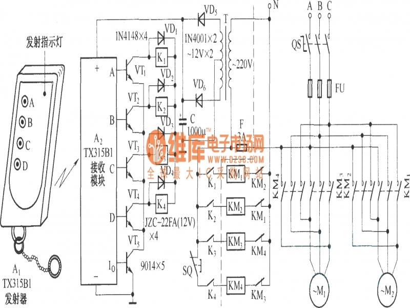 Overhead Crane Electrical Diagram  Wiring Forums