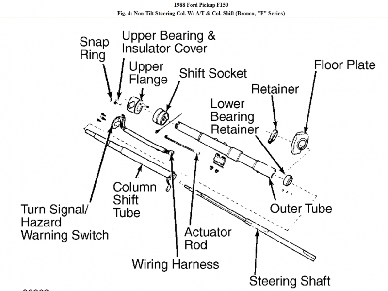 1983 F250 Fuel Pump Wiring Diagram F150 Turn Signal How Do I Remove: 1988 F150 Fuel Pump Wiring Diagram At Johnprice.co