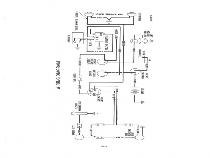 farmall h wiring diagram 6 volt