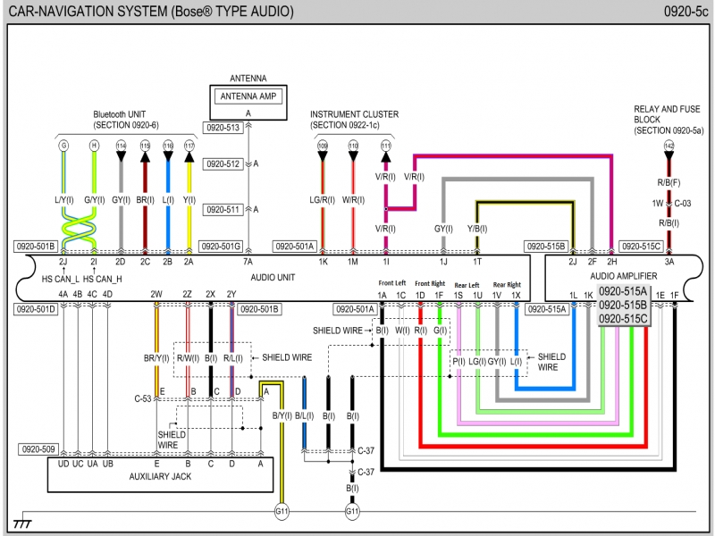 04 Chevy Silverado Bose Wiring Diagram - Wiring Forums