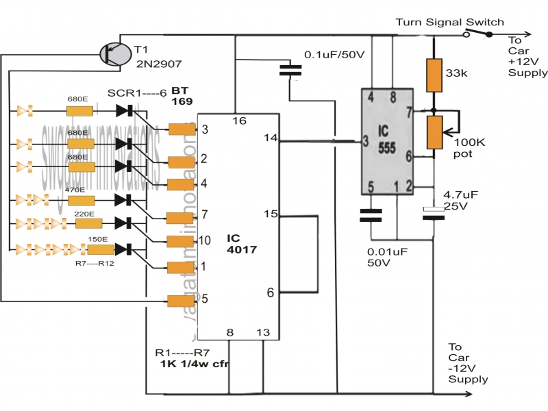 Flasher Relay Wiring Diagram Network Diagram Project Management