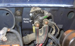 Ford Starter Solenoid Wiring Diagram With Basic Images 2587 With