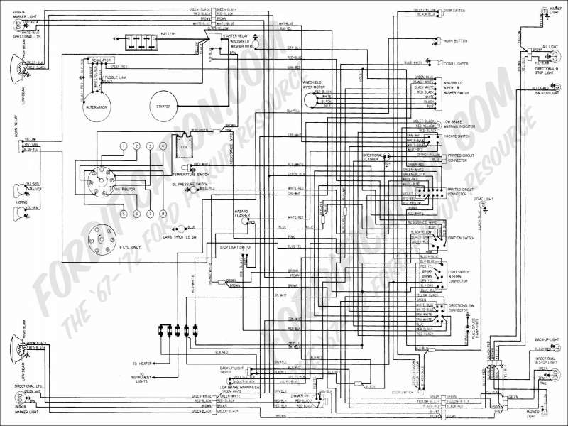 2005 Ford F 150 Electrical Diagram - Wiring Forums