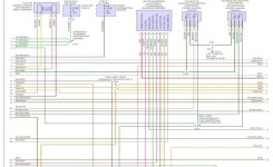 Fuel Pump Wiring Diagram: V8 Two Wheel Drive Automatic 167000