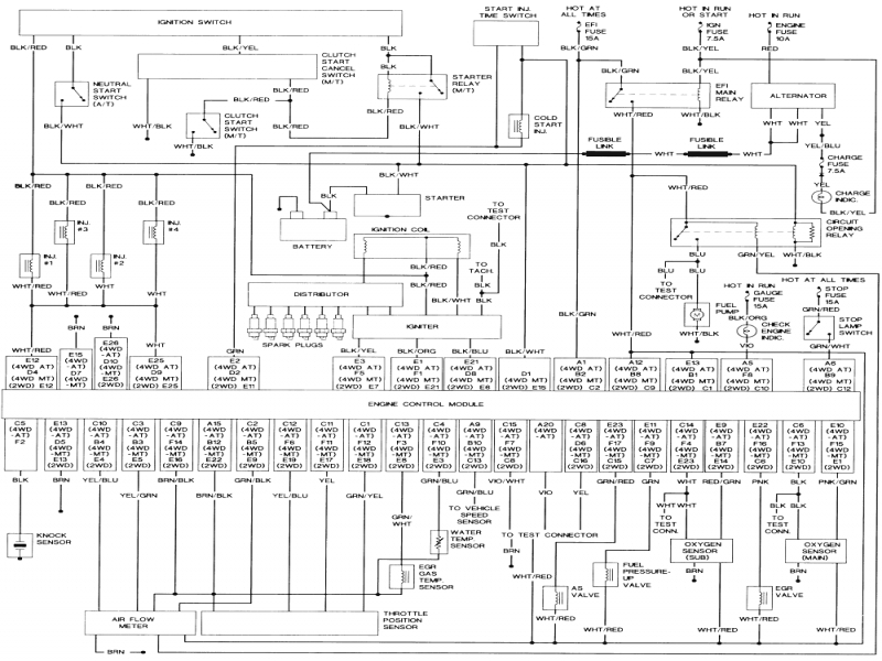 91 Suzuki Samurai Engine Diagram. Suzuki. Auto Wiring Diagram