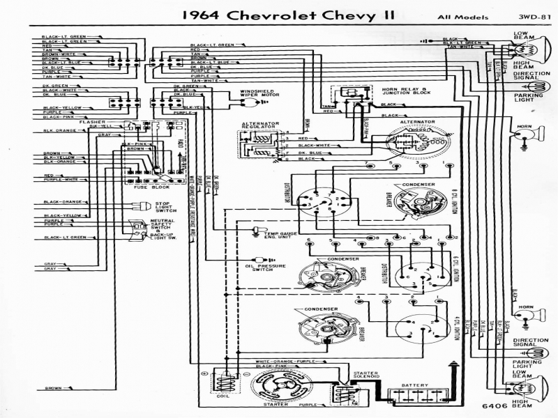 1970 Chevy C10 Ignition Switch Wiring Diagram