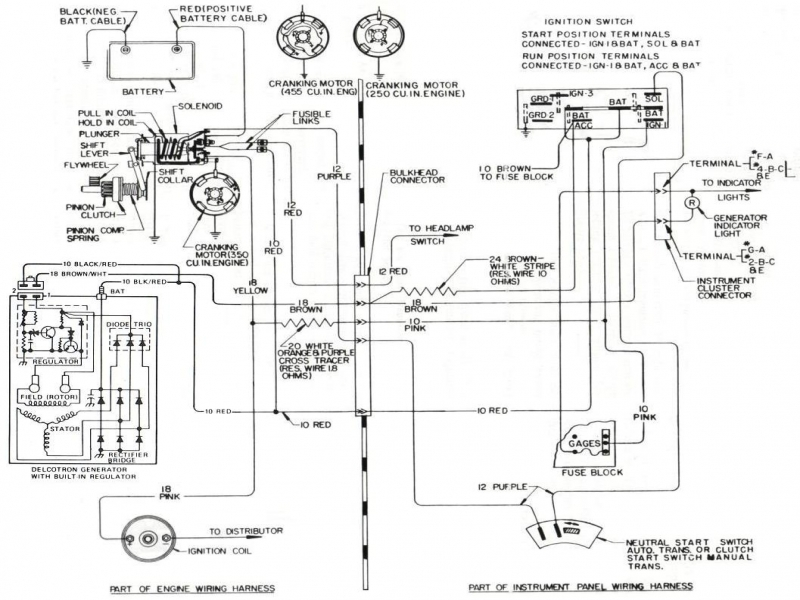 WIRING DIAGRAM FORD VOLTAGE REGULATOR  Auto Electrical
