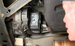 How To Install Repair Replace 4Wd Transfer Case Shift Motor