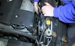 How To Install Replace Downstream Oxygen O2 Sensor 2.5L Nissan