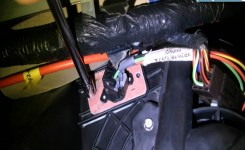 How To Install Replace Fan Speed Control Resistor Ford Mustang 94