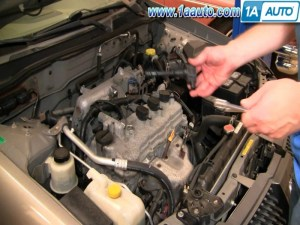 How To Install Replace Ignition Coil Nissan Sentra 25L 0206  Wiring Forums