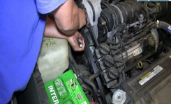 How To Replace Install Engine Serpentine Belt 1996-99 Buick