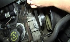 How To Replace Thermostat And Housing In Chevy Silverado – Youtube