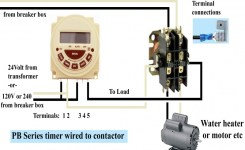 How To Wire Timers