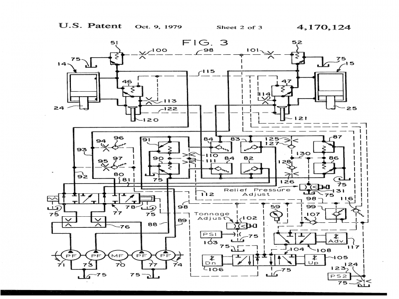 How To Read Hydraulic Circuit Diagram Pdf