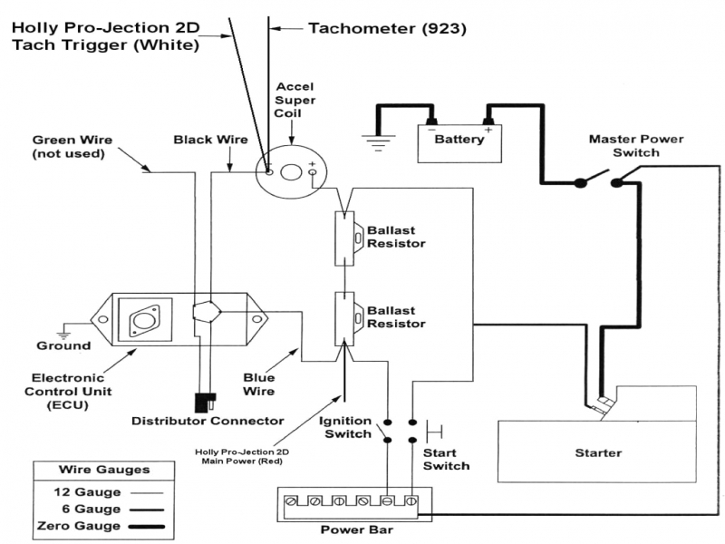 Electronic Ignition Wiring Diagram On For Mopar  Wiring