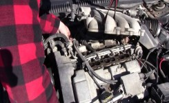 Intake Plenum And Spark Plug Removal On A 1998 Ford Taurus. – Youtube