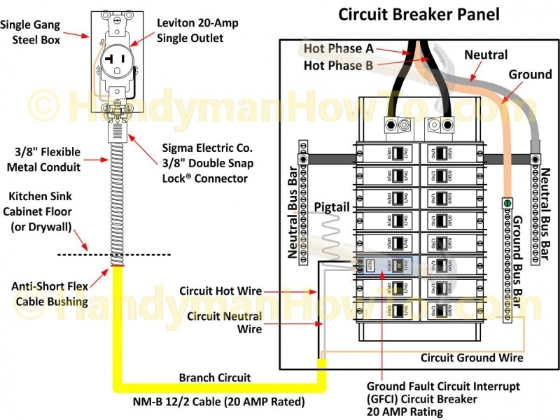interesting multiple electrical outlet wiring diagram photos, Wiring diagram