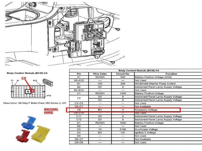2005 Chevy Cobalt Ss Fuse Box Diagram  Wiring Forums