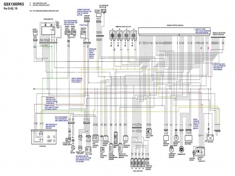 Wiring Diagram For Kawasaki Brute Force 750 - Wiring ... on