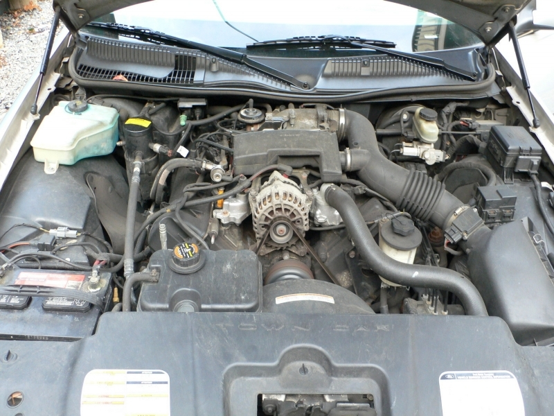 2002 Lincoln Town Car Engine Diagram - Wiring Forums
