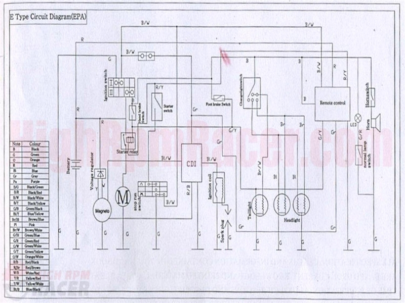 Ktm 690 Wire Diagram Ktm Circuit Diagrams