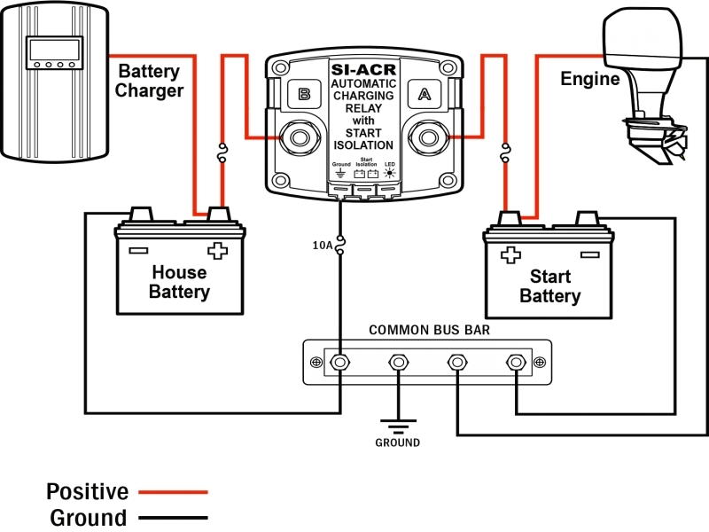 boat battery charger wiring diagram wiring forums. Black Bedroom Furniture Sets. Home Design Ideas