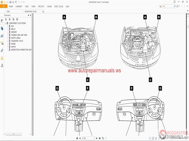 Mitsubishi Triton Wiring Diagram Somurich $ Download-app.co