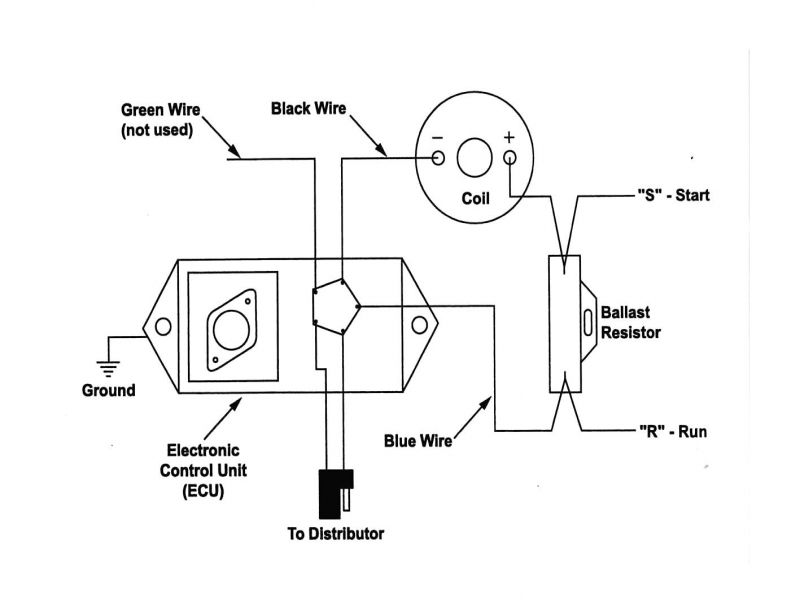 Dodge Electronic Ignition Wiring Diagram - Wiring Forums