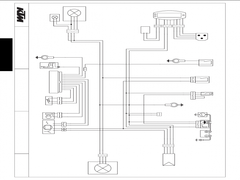 Ktm 690 Wire    Diagram        Wiring    Forums