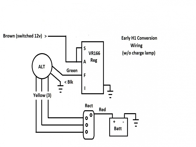 3 Wire Rectifier Regulator Wiring Diagram  Wiring Forums