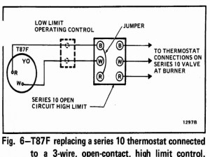Room Thermostat Wiring Diagrams For Hvac Systems  Wiring