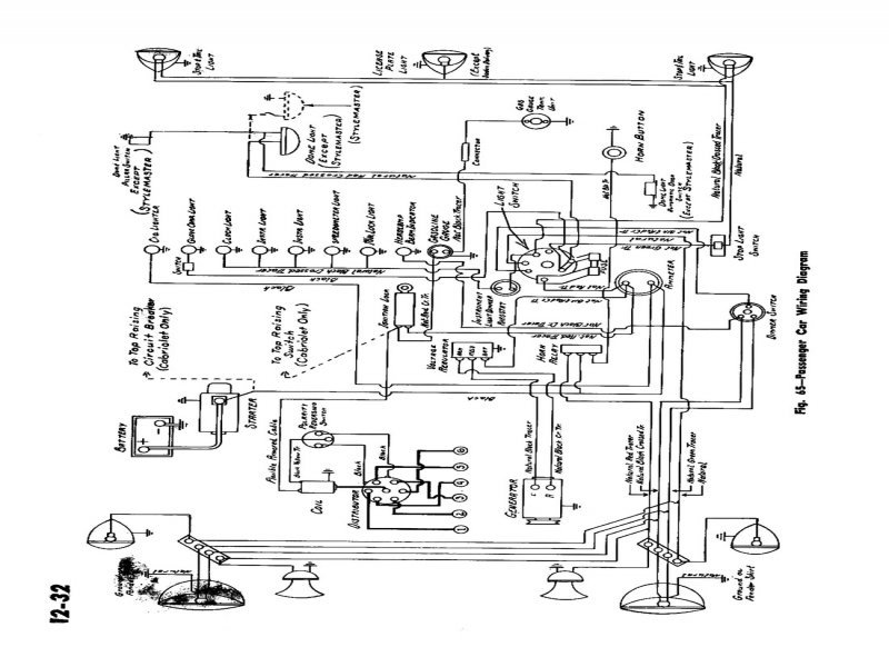 scintillating free auto wiring diagrams online pictures - wiring, Wiring diagram