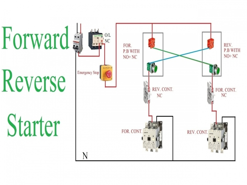 3 phase forward reverse drum switch wiring diagram 3 phase