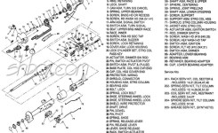 Solved: 84 Mustang Steering Column Diagram Exploded View – Fixya