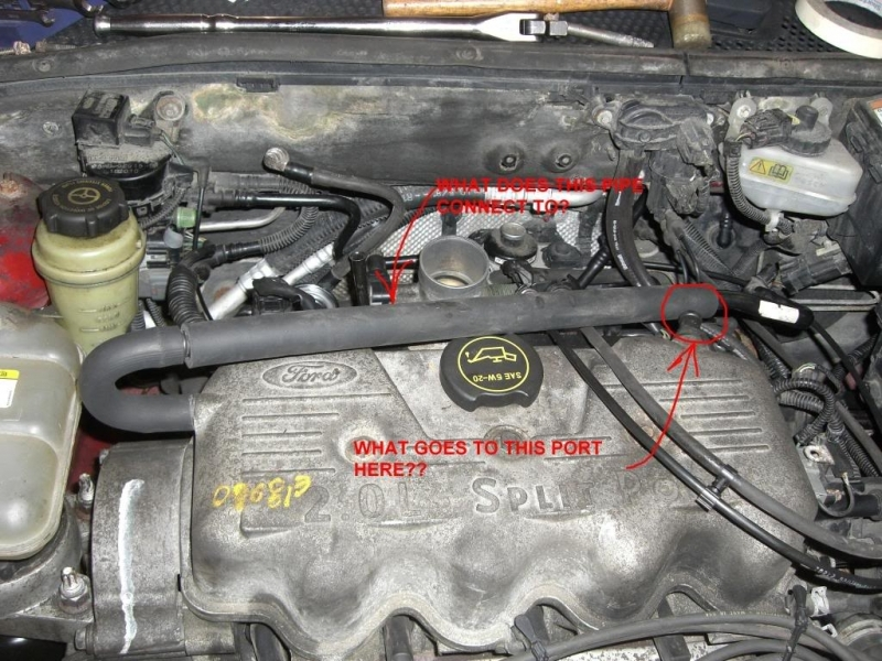 2003 Ford Focus Breather Hose Diagram 2 0
