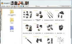 Systems Online – Ezparts Electronic Parts Catalog Features