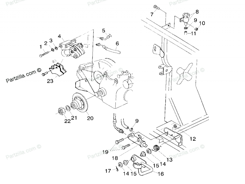 Terrific A Special Series For Universal Turn Signal Wiring Diagram