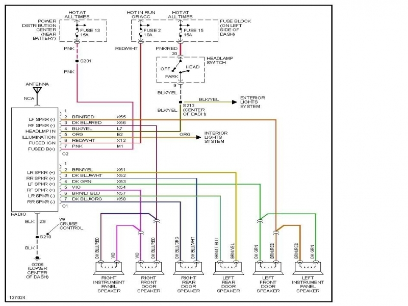1991 Toyota Pickup Radio Wiring Diagram - Wiring Forums