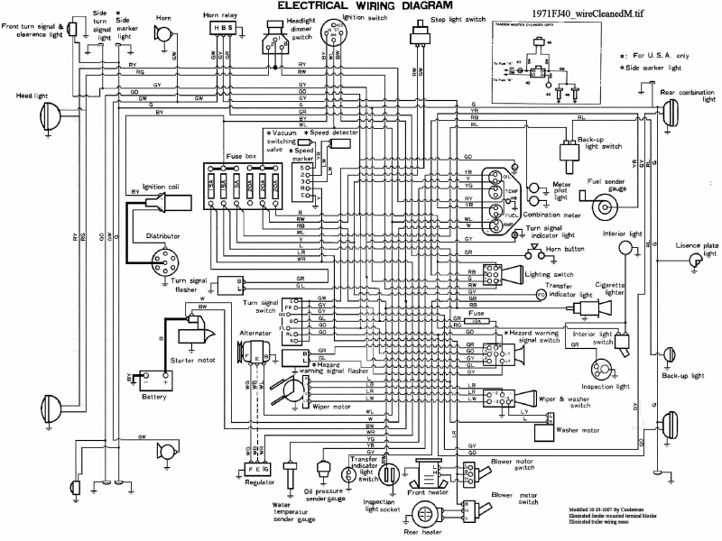 2014 toyota tundra wiring diagrams color code html