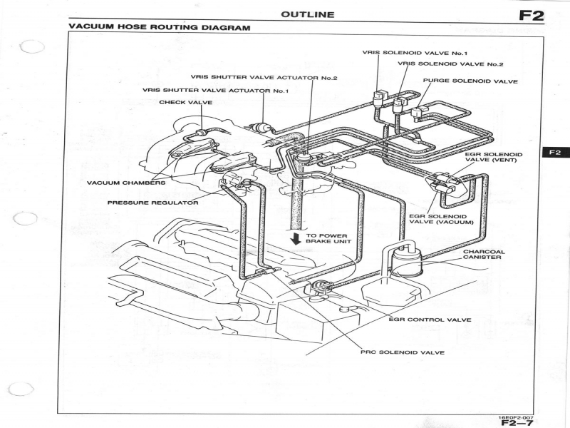 2001 MAZDA TRIBUTE ENGINE DIAGRAM  Auto Electrical Wiring