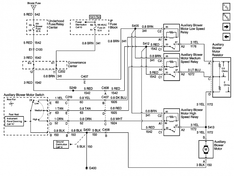 1997 Chevy Express Van Wiring Diagram