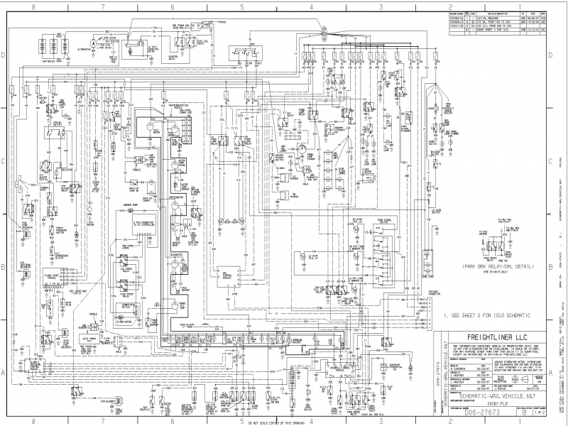 magnificent freightliner wiring diagram ideas - electrical circuit, Wiring diagram