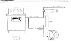 Wiring Diagram For Joe Hunt Hei Distributor Alkydigger Picturesque
